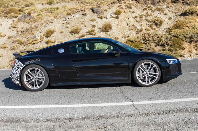 Audi R8 dùng chung động cơ V6 mới của Porsche Panamera - Ảnh 2.
