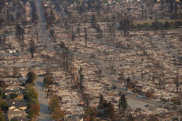 Sốc với ảnh thảm họa thiên nhiên dữ dội năm 2017 - Ảnh 10.