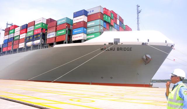 Lại bàn cách giải cứu cảng Cát Lái và Cái Mép - Thị Vải - Ảnh 2.