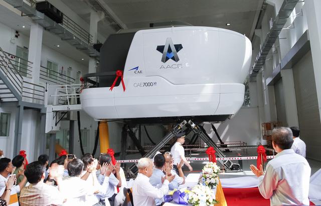 Vietnam Airlines nội địa hoá công tác huấn luyện phi công - Ảnh 2.