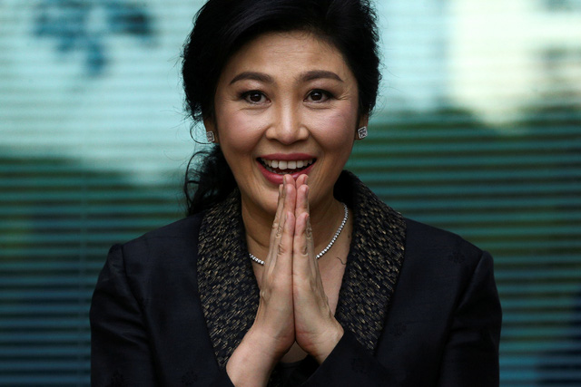 Thái Lan có thật sự muốn bắt bà Yingluck? - Ảnh 1.