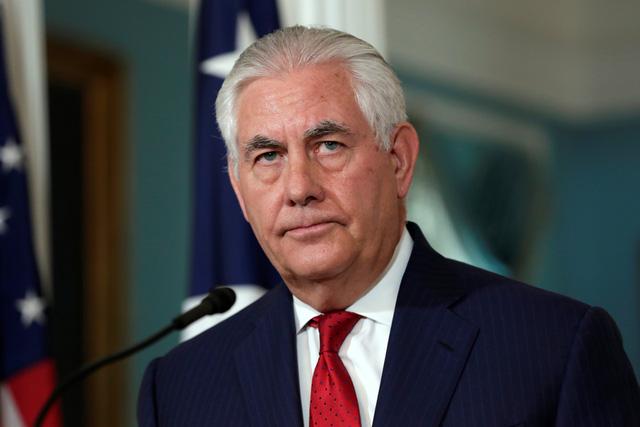 Ngoại trưởng Mỹ Tillerson khẳng định không từ chức - Ảnh 1.