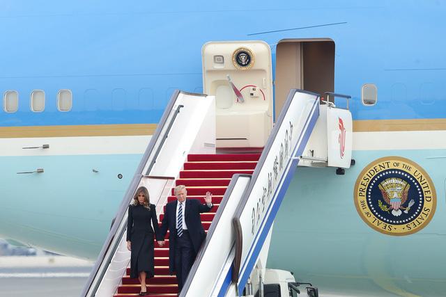 Trung Quốc đón ông Trump theo cách chưa từng có - Ảnh 2.
