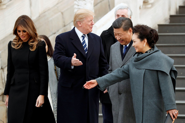 Trung Quốc đón ông Trump theo cách chưa từng có - Ảnh 5.