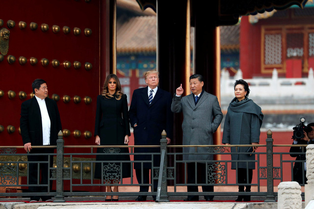 Giới chuyên gia chê bai chuyến công du Trung Quốc của ông Trump - Ảnh 3.