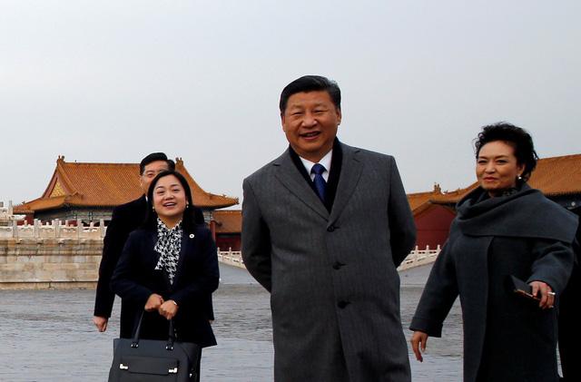 Trung Quốc đón ông Trump theo cách chưa từng có - Ảnh 7.