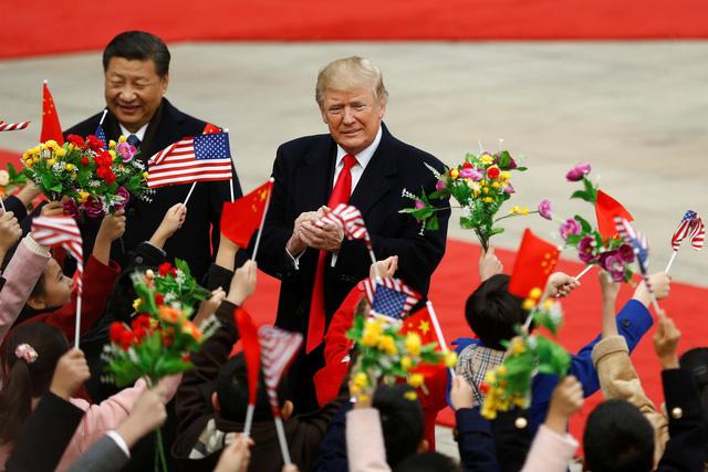 Tổng thống Trump cười tươi với 280 tỉ USD ở Trung Quốc - Ảnh 4.