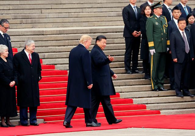 Tổng thống Trump cười tươi với 280 tỉ USD ở Trung Quốc - Ảnh 5.