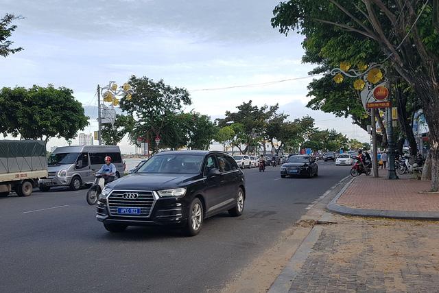 Đà Nẵng cấm đường trong Tuần lễ cấp cao APEC - Ảnh 2.