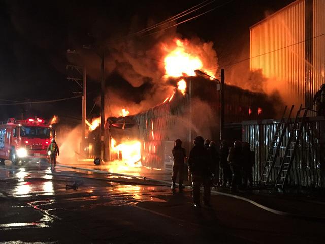 Cháy nhà máy ở Đài Loan, 6 công nhân Việt tử nạn - Ảnh 5.