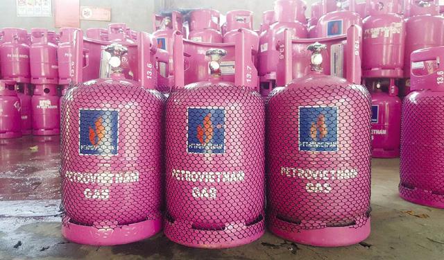 PVGAS SOUTH cung cấp lưới nhựa bảo vệ bình gas - Ảnh 1.