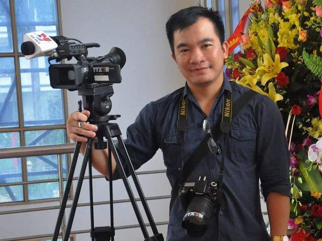 Đã tìm được thi thể phóng viên Đinh Hữu Dư - Ảnh 1.