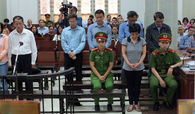 Cựu đại biểu Quốc hội Châu Thị Thu Nga nhận án chung thân - Ảnh 3.