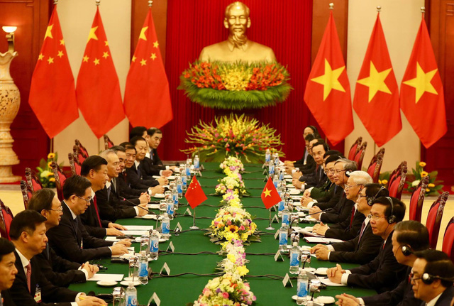 Việt - Trung ký kết 12 văn kiện hợp tác - Ảnh 2.