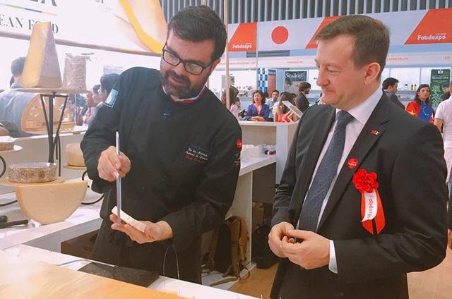 Pháp chi 350 triệu euro mỗi năm để kiểm tra an toàn thực phẩm - Ảnh 3.