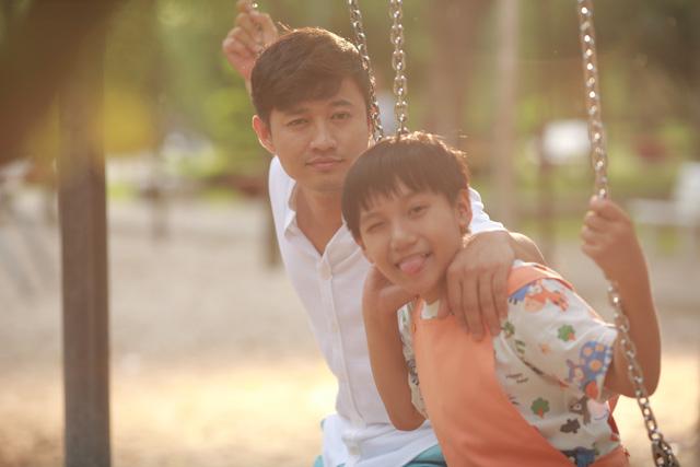 Trương Thanh Long tái ngộ Huy Khánh trong Ở đây có nắng - Ảnh 3.