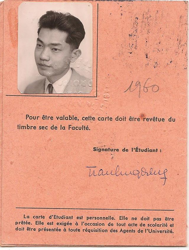 Nhà văn, dịch giả Trần Thiện Đạo qua đời ở tuổi 85 tại Paris - Ảnh 3.