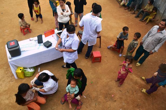 Thêm một ổ dịch bạch hầu ở Quảng Nam, 1 học sinh tử vong - Ảnh 2.