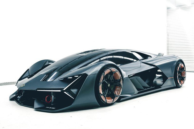 Lamborghini ra mắt siêu xe điện đầu tiên tự chữa lành vết nứt - Ảnh 3.
