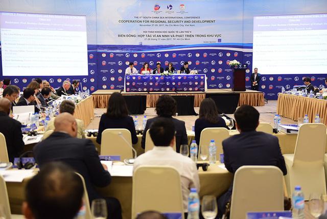 Học giả Ấn Độ: Trung Quốc muốn lợi dụng COC - Ảnh 1.