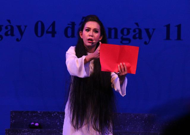 Khai mạc cuộc thi tài năng trẻ cải lương và dân ca kịch toàn quốc - Ảnh 3.