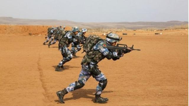 Trung Quốc đầu tư lớn cho căn cứ ở Djibouti để làm gì? - Ảnh 1.
