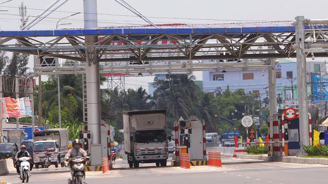 Cao tốc Bắc - Nam dự kiến thu phí 2.500 đồng/km - Ảnh 1.