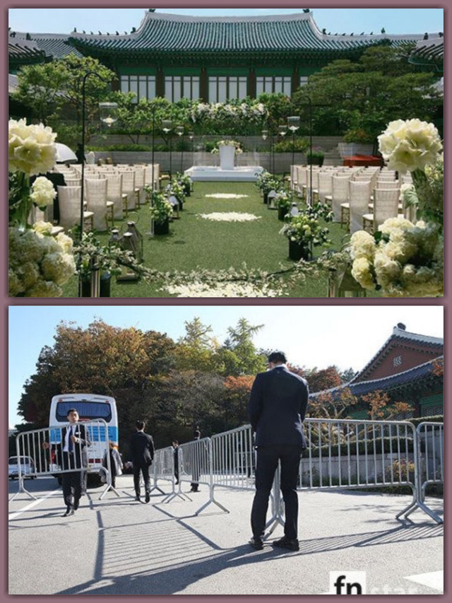 Những điều khiến fan phát điên trong đám cưới Song - Song - Ảnh 2.