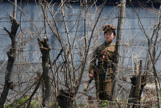 Nền kinh tế ngầm sôi động ở Triều Tiên - Ảnh 4.