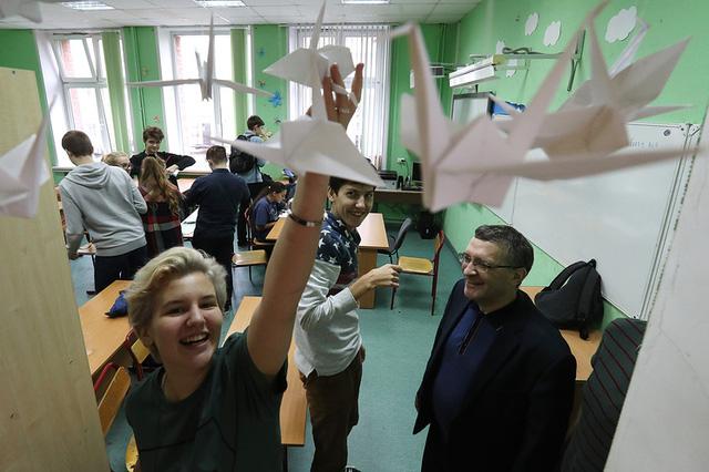 Những bí mật của giáo dục phổ thông ở Nga - Ảnh 3.