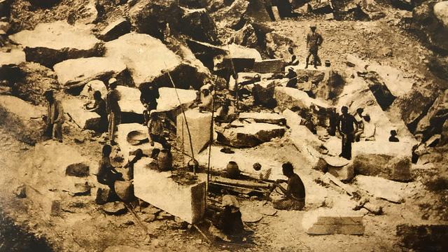 Ngũ Hành Sơn - Danh thắng núi đá kỳ lạ: Vang danh nghề đá - Ảnh 1.