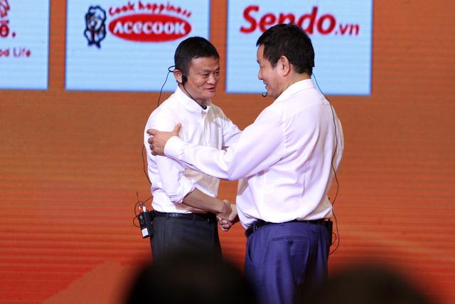 Tỉ phú Jack Ma: Kêu ca sẽ không bao giờ có cơ hội - Ảnh 6.