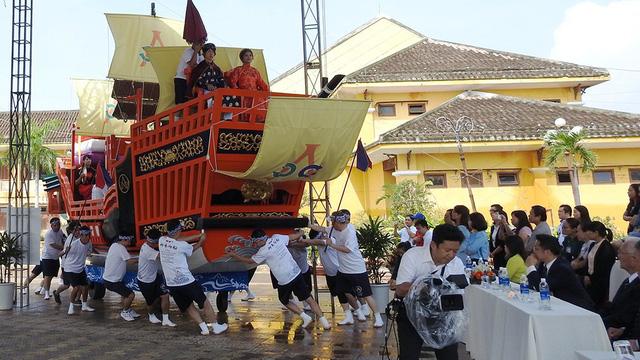 Người Nhật tặng Châu ấn thuyền cho Hội An - Ảnh 8.