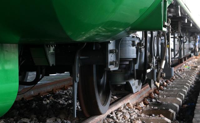 3 đoàn tàu đường sắt Cát Linh - Hà Đông đã về đến Hà Nội - Ảnh 8.