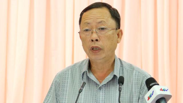Chấp thuận cho bí thư Tỉnh ủy Hậu Giang nghỉ hưu sớm - Ảnh 1.