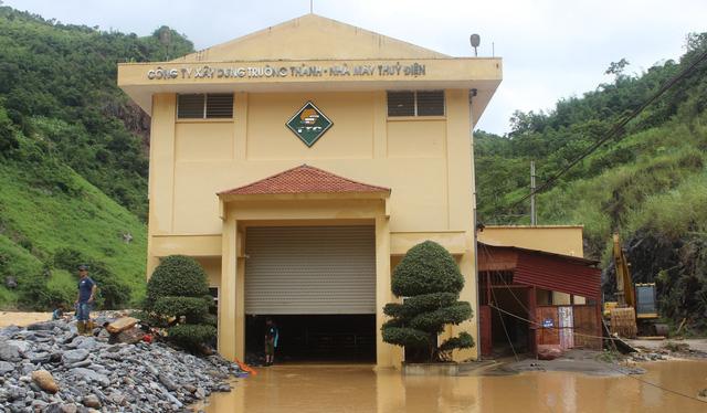 Lũ phá hủy nhà máy thủy điện Suối Sập 2, Sơn La - Ảnh 3.