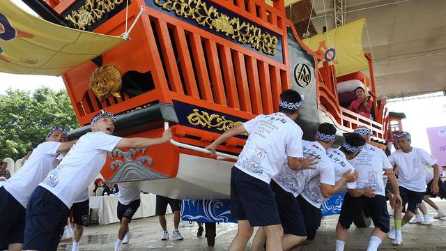 Người Nhật tặng Châu ấn thuyền cho Hội An - Ảnh 11.
