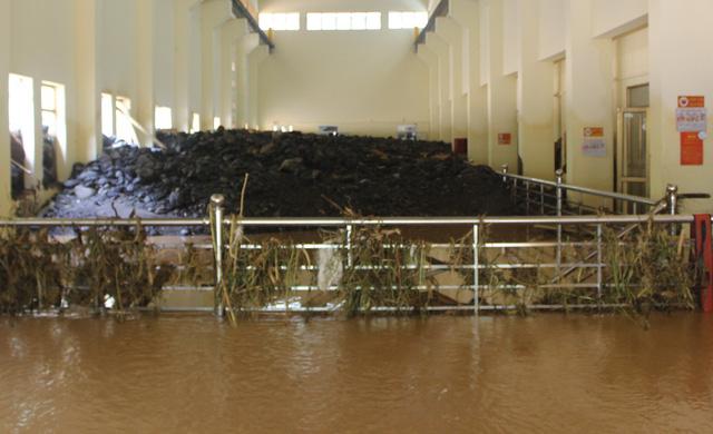 Lũ phá hủy nhà máy thủy điện Suối Sập 2, Sơn La - Ảnh 2.