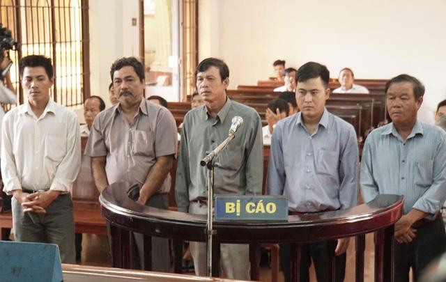 Bác kháng cáo, giữ nguyên án treo các nhân viên phá đầm tôm bà Ánh Ngọc - Ảnh 1.