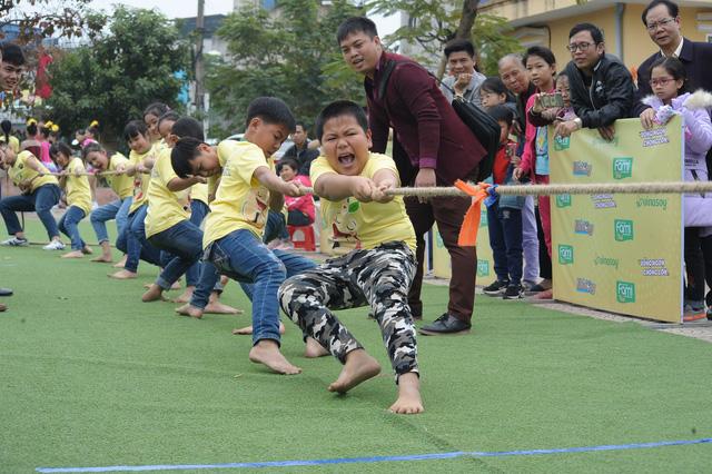 Hội thao Fami Kid bùng nổ tại Nam Định - Ảnh 2.