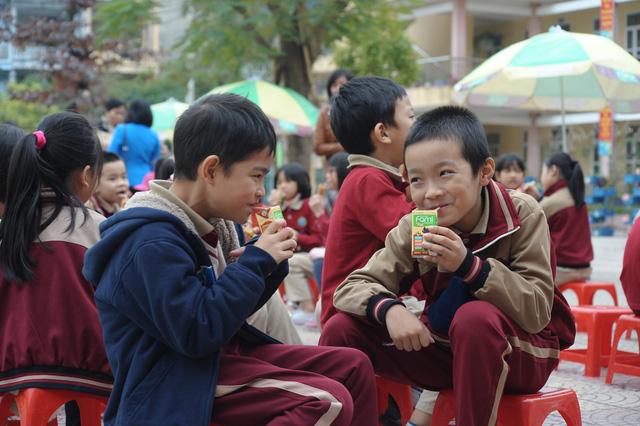 Hội thao Fami Kid bùng nổ tại Nam Định - Ảnh 4.