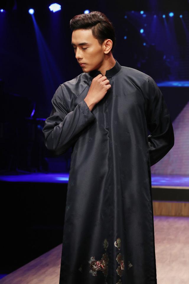 Diệu Fashion show và khi áo dài trên nền nhạc Trịnh - Ảnh 8.