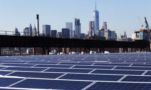 Thế giới vào kỷ nguyên năng lượng mặt trời - Ảnh 1.