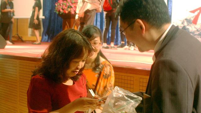 Ninja cuối cùng trên thế giới thi triển công phu ở Sài Gòn - Ảnh 3.
