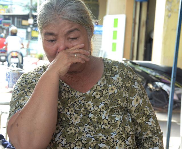 Xót xa đám tang bé trai bị bảo vệ dân phố sát hại - Ảnh 3.