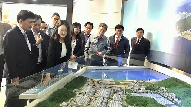 6 dự án được trao chứng nhận đầu tư vào Khu kinh tế Dung Quất - Ảnh 3.