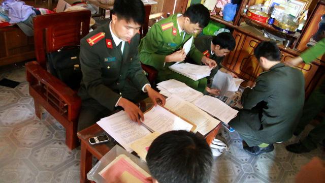 Bắt thêm 1 nguyên cán bộ huyện trong vụ án thủy điện Sơn La - Ảnh 1.
