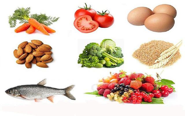 Thực phẩm tốt cho sức khỏe đôi mắt - Ảnh 1.