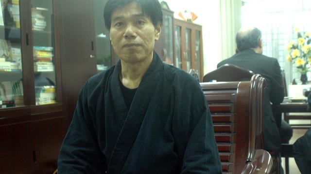Ninja cuối cùng trên thế giới thi triển công phu ở Sài Gòn - Ảnh 6.