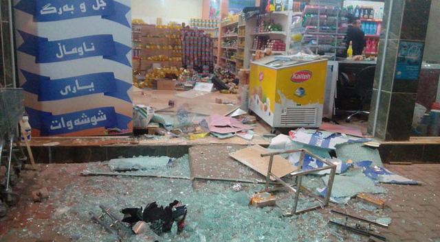 Động đất mạnh ở biên giới Iraq - Iran, ít nhất 60 người chết - Ảnh 1.